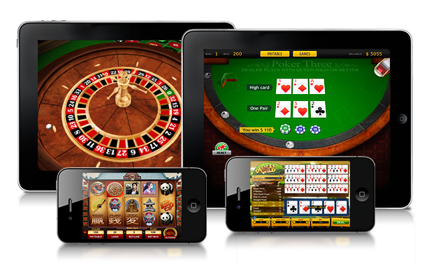 mobile online casino cassino games